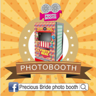 Previous Bride Photo Booth